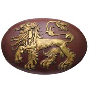 Valyrian Steel Lannister Shield VS0115