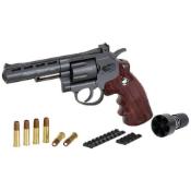 WinGun M701 Full Metal 4 Inch CO2 Airsoft Revolver