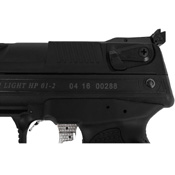 Webley And Scott Alecto .22 Calibre Right Hand gun