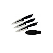 3PCS 6.5 Throwing Knife