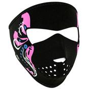 Zan Headgear Mardi Gras U.S. Patented Face Mask