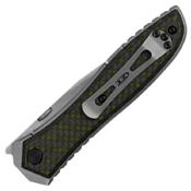 Zero Tolerance 0640 Plain Edge Blade Folding Knife